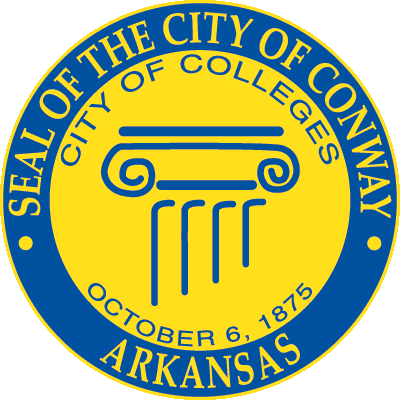 Seal of Conway Arkansas